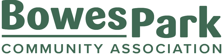 Bowes Park Community Association logo