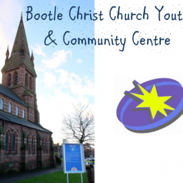 Bootle Christ Church Youth & Community Centre logo