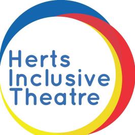 Herts Inclsusive Theatre logo