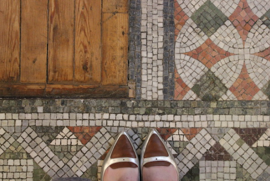 Help Keep our Floor Fabulous by Fitzrovia Chapel Foundation cover photo