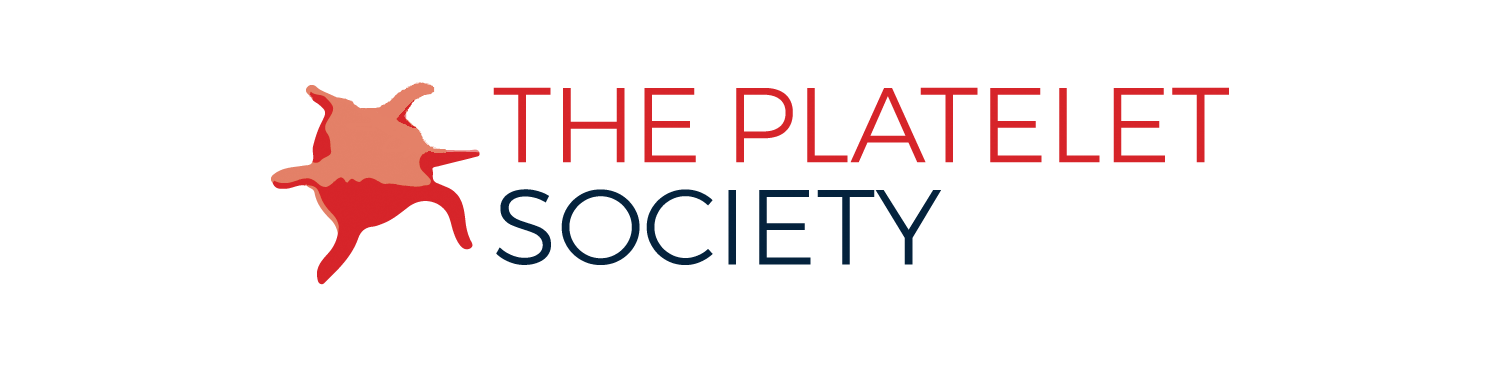The Platelet Society logo