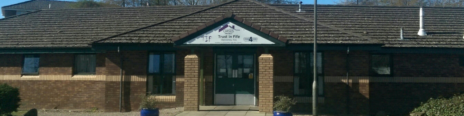 Trust in Fife logo