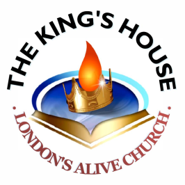 The King's House logo