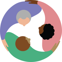 Disability Huntingdonshire logo