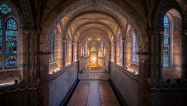 Maintenance and upkeep of the chapel