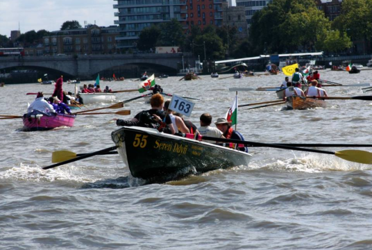 Jack Nelsons Great River Racers by The AHOY Centre cover photo
