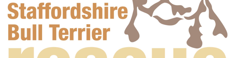 Staffordshire bull terrier rescue logo