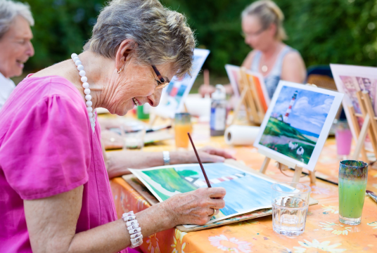 Resonate Arts - providing creative activities for people living with dementia and family carers  by Westminster Arts - Resonate Arts cover photo