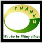 Thank U Charity logo