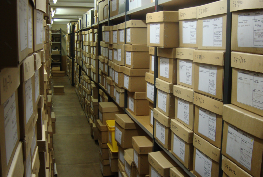 Hertford Museum Archaeology Storage by Hertford Museum cover photo