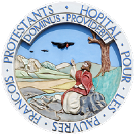 The French Hospital logo