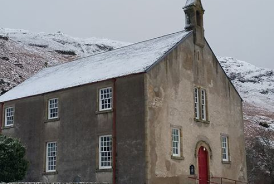 Historic Church refurbishment and improvement works by Clachan Lochbroom Heritage Trust cover photo