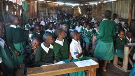 Volunteers to mentor our young people in Kenya