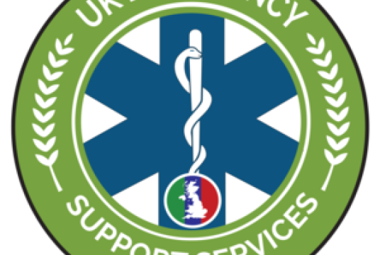All charitable work by UK Emergency Support Services cover photo