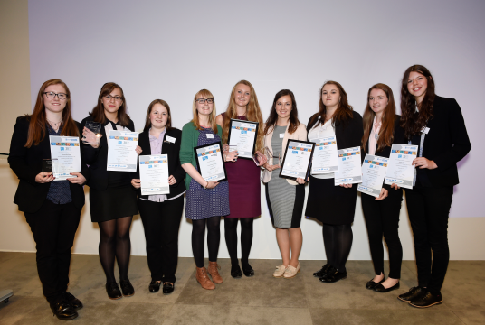 Bursaries for Female STEM University Taster Courses by Engineering Development Trust (EDT) cover photo