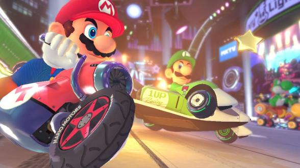 Mario Kart Fundraising Games