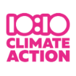 10:10 Climate Action logo