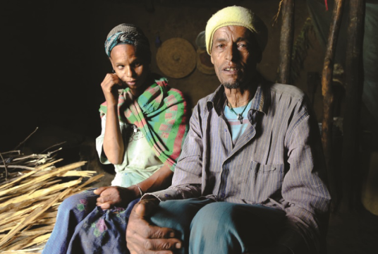 DROUGHT just got personal for this Father by Action Ethiopia cover photo