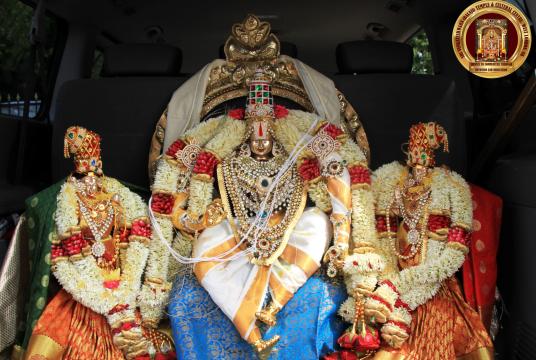Shri Venkateshwara (Balaji) Temple project - Purchase of old Church to establish a place of worship for SVBTCC in London, near M 25 & between M3 & M4. by Sri Venkateshwara (Balaji) Temple & Cultural Centr cover photo