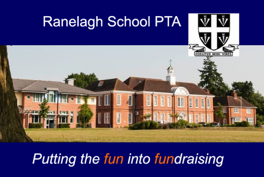 Ranelagh School PTA Fundraising 2020 by Ranelagh School PTA cover photo