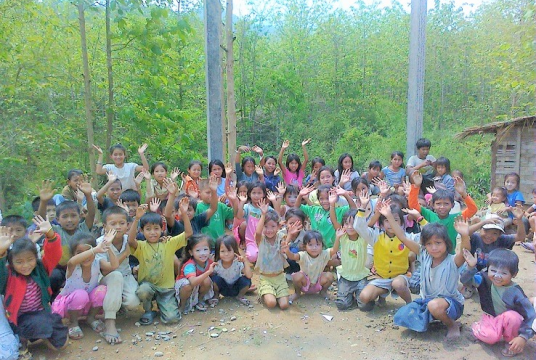 Support Lao Children by Montpelier Foundation cover photo