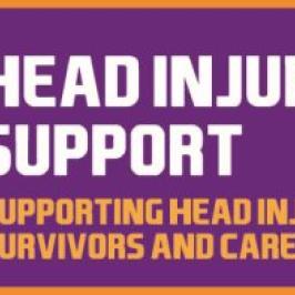 Head Injury Support logo