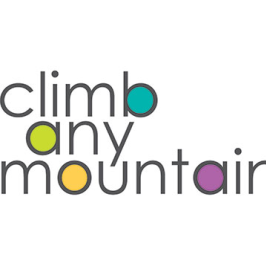 Climb Any Mountain logo