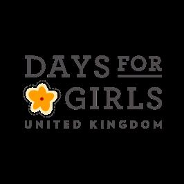Days for Girls UK logo