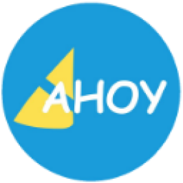 The AHOY Centre logo