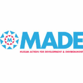 MADE (Muslim Action for Development & Environment) logo