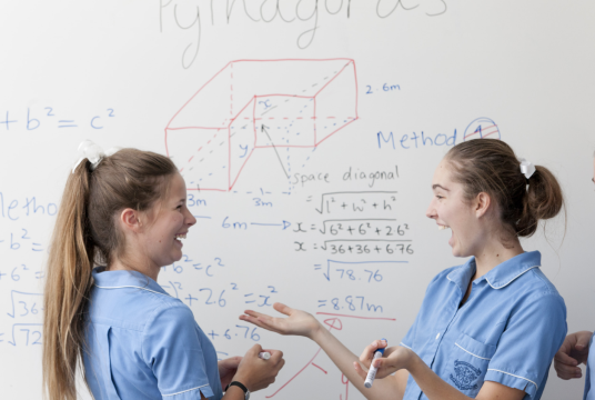 Maths4Girls by Founders4Schools in association with 100 Women in Finance by Founders 4 Schools cover photo