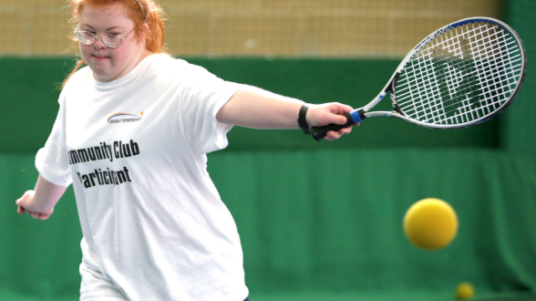 Uniting for Disability Sports Coach
