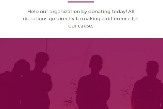 Website Donations 2021Onwards by Samantha Sykes Foundation Trust cover photo