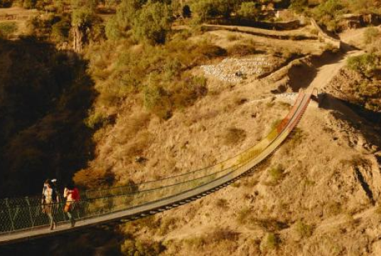 Jon Dale 2019: Unlock Opportunity, end rural isolation.  by Bridges to Prosperity UK Charitable Trust cover photo