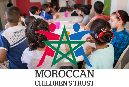 Moroccan Children's Trust  by Moroccan Children's Trust cover photo