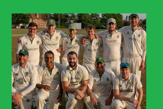 St. Margaretsbury Cricket Club Charity Relay by The Mudlarks Community cover photo