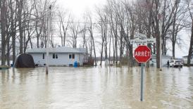 Vancouver Quebec Flooding Relief Effort