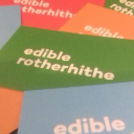 edible rotherhithe logo