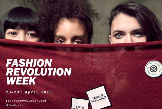 Fashion Revolution Week 2018 by Fashion Revolution cover photo