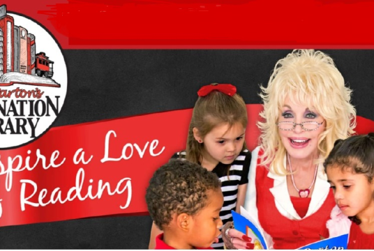 Dolly Parton Book Gifting by BHT Early Education & Training cover photo