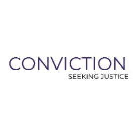 Conviction logo