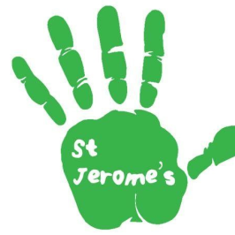 The St Jerome's Centre logo