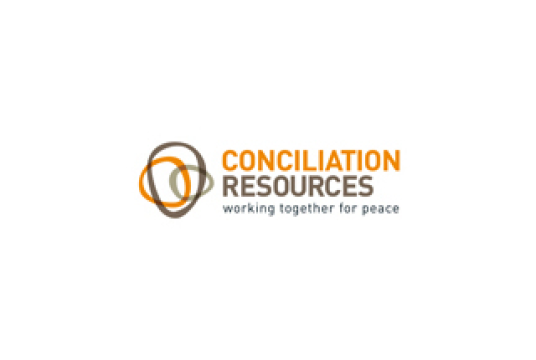 Conciliation Resources by Walk The Talk cover photo