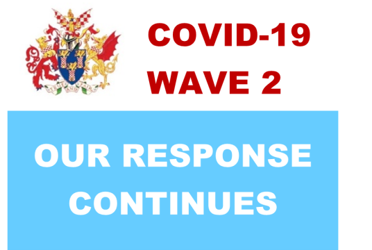 Wave 2 COVID Grants by Chartered Accountants' Livery Charity cover photo