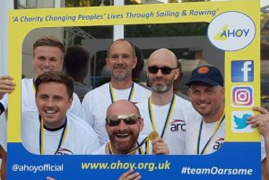 I am running the Vitality BIG Half Marathon by The AHOY Centre cover photo