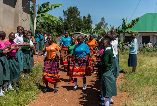 Suubi Secondary School by The Uganda Foundation cover photo