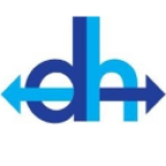 Disability Huntingdonshire logo