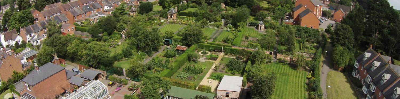Hill Close Gardens Trust logo