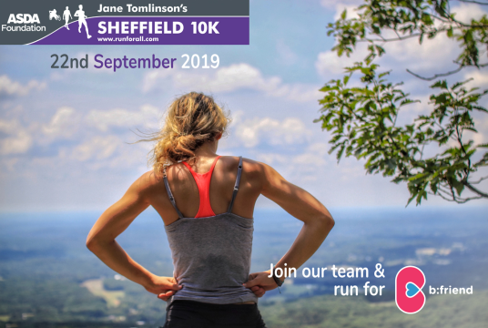 Sheffield 10k by b:Friend cover photo