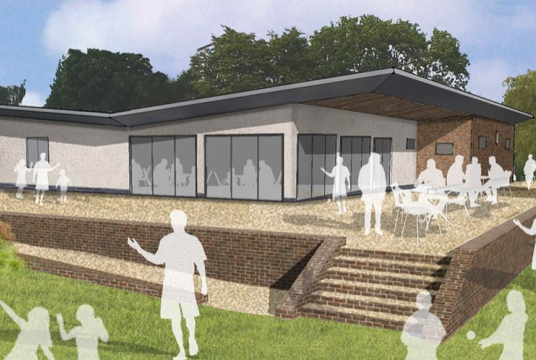 Ashbourne Sports and Community Pavilion  by Ashbourne Sports and Community Partnership cover photo